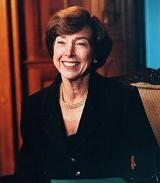 卡拉·希尔斯(Ambassador Carla Hills)